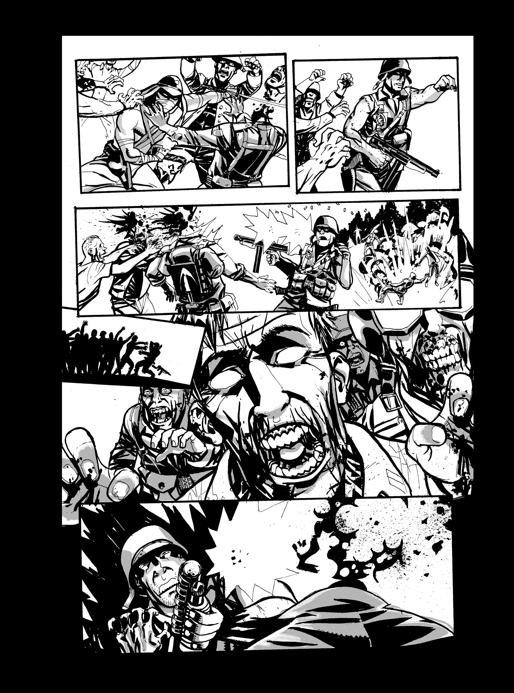 Read online FUBAR comic -  Issue #2 - 114