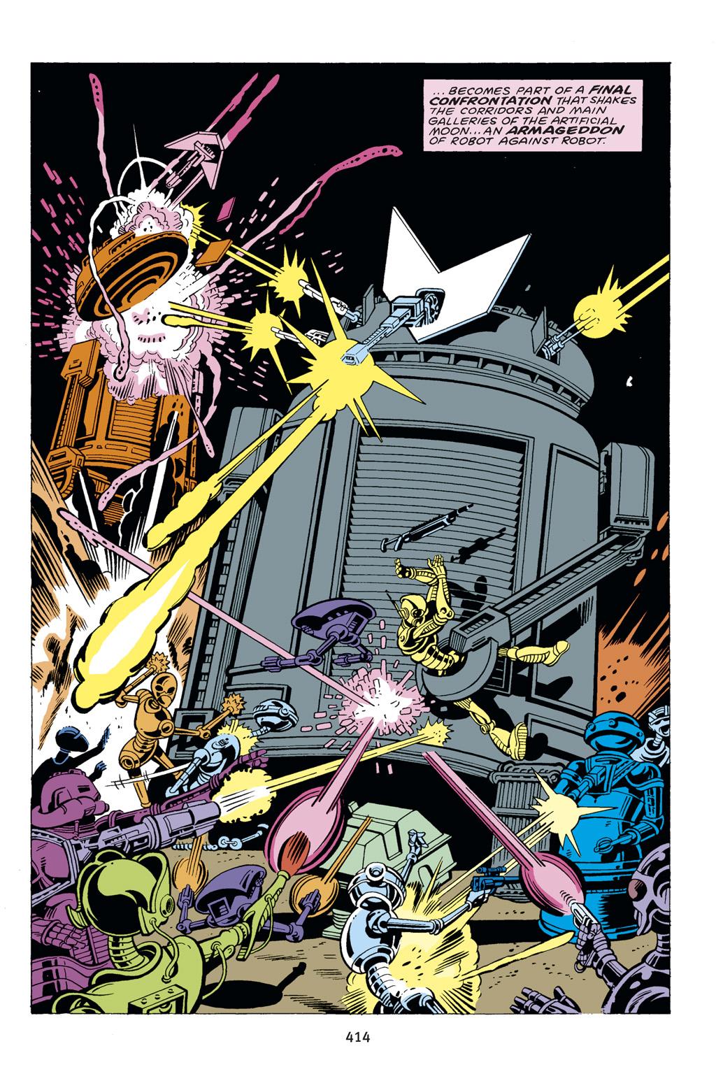 Read online Star Wars Omnibus comic -  Issue # Vol. 14 - 409