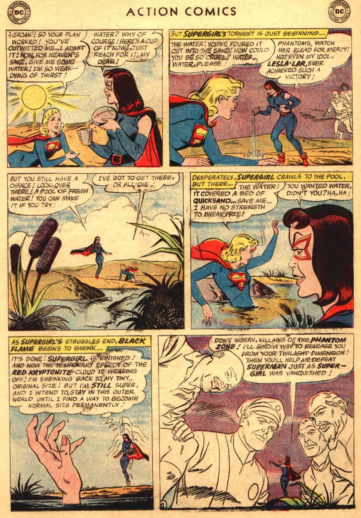 Read online Action Comics (1938) comic -  Issue #304 - 30