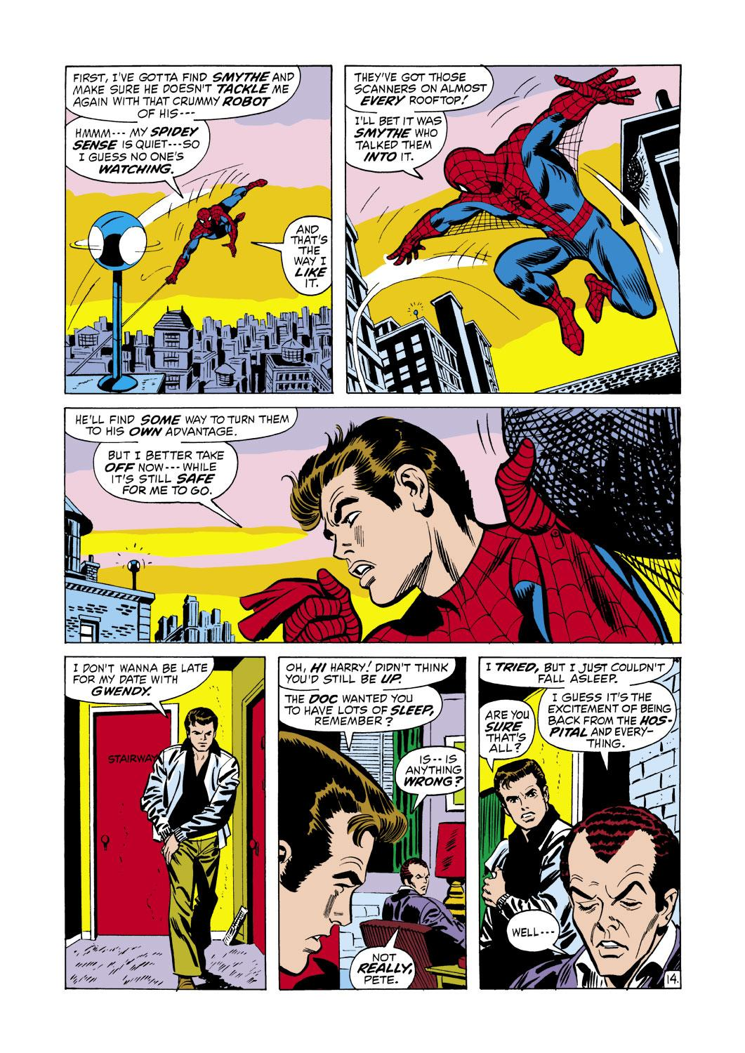 The Amazing Spider-Man (1963) 106 Page 14