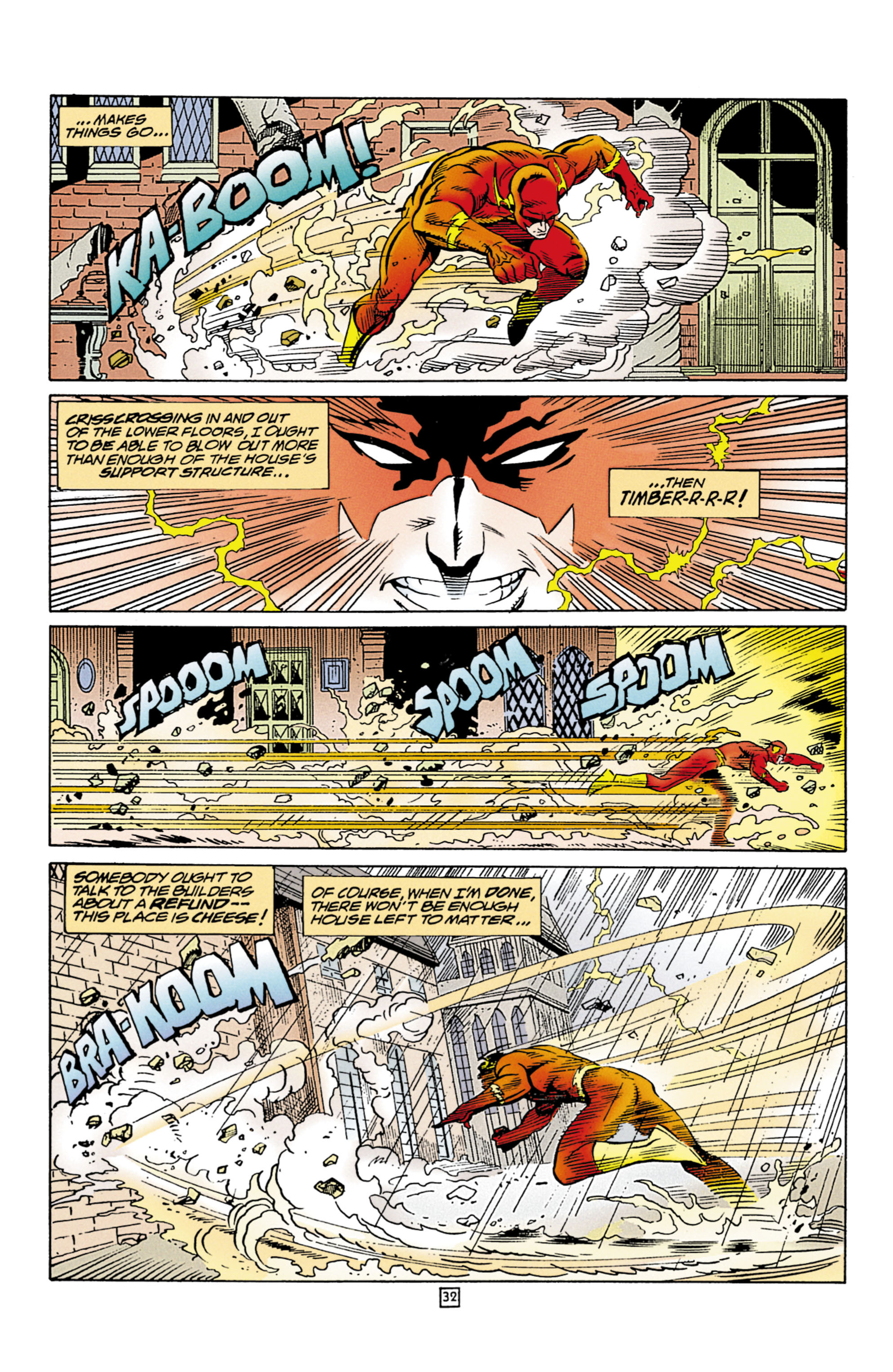 Read online Flash Plus comic -  Issue # Full - 33