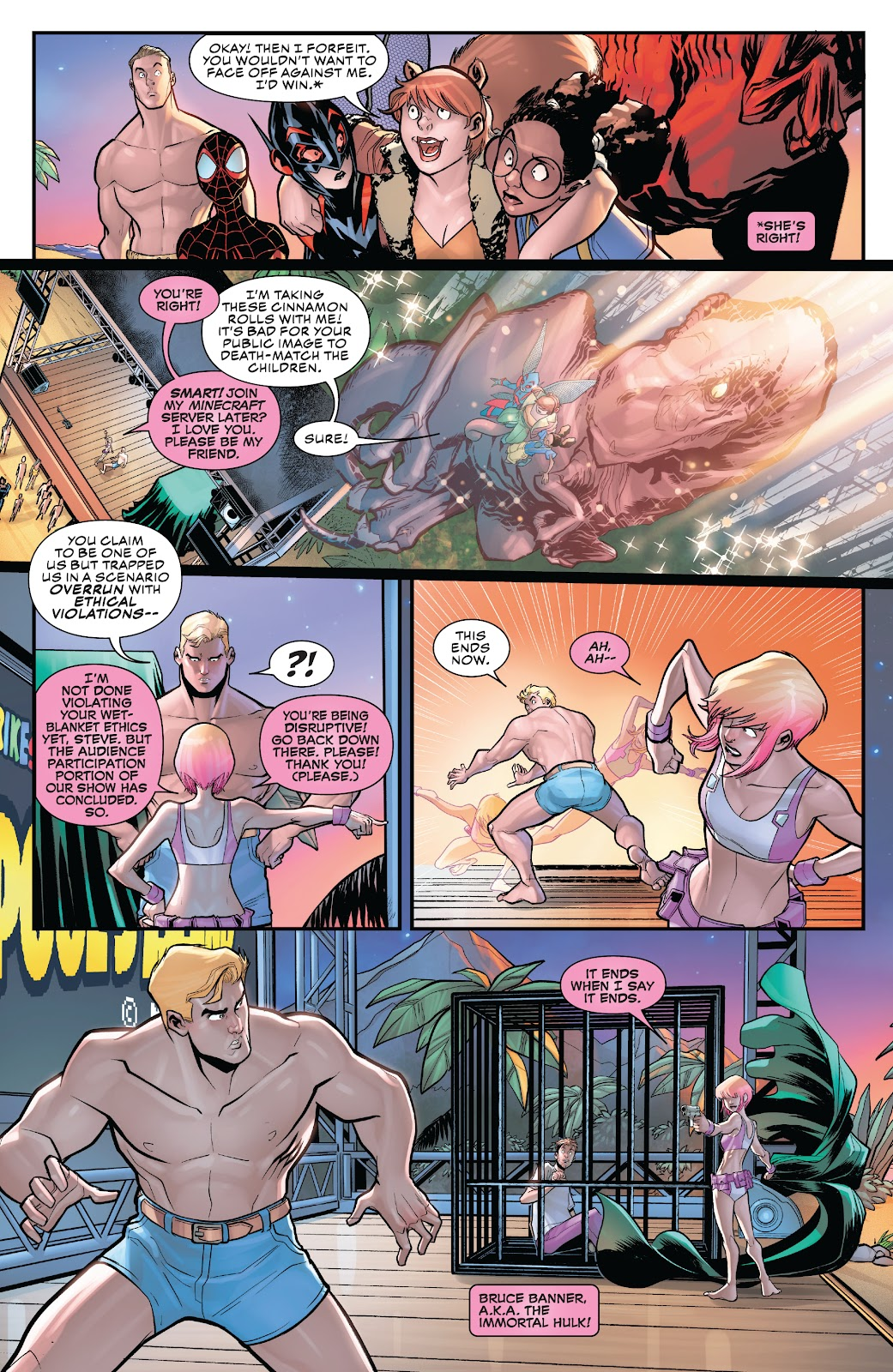 Gwenpool Strikes Back issue _TPB - Page 63