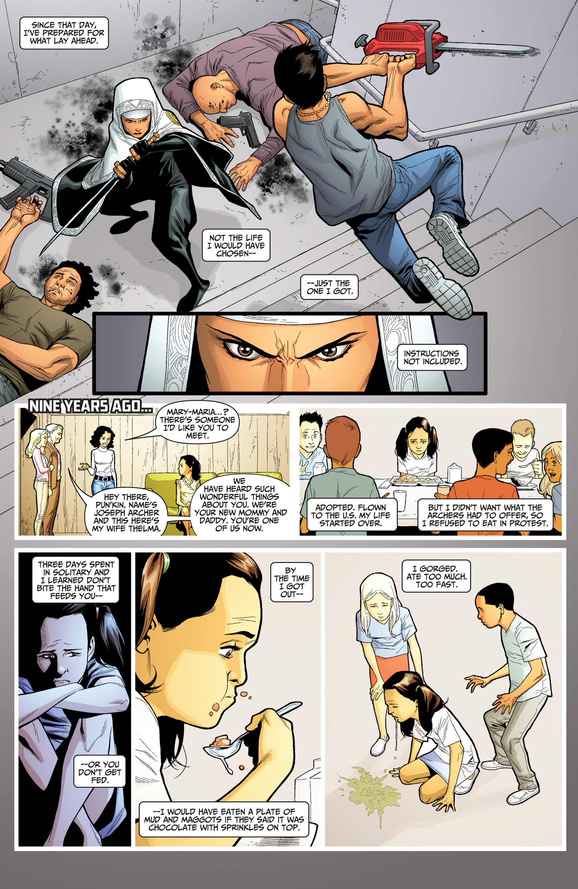 Read online Archer and Armstrong comic -  Issue #24 - 14