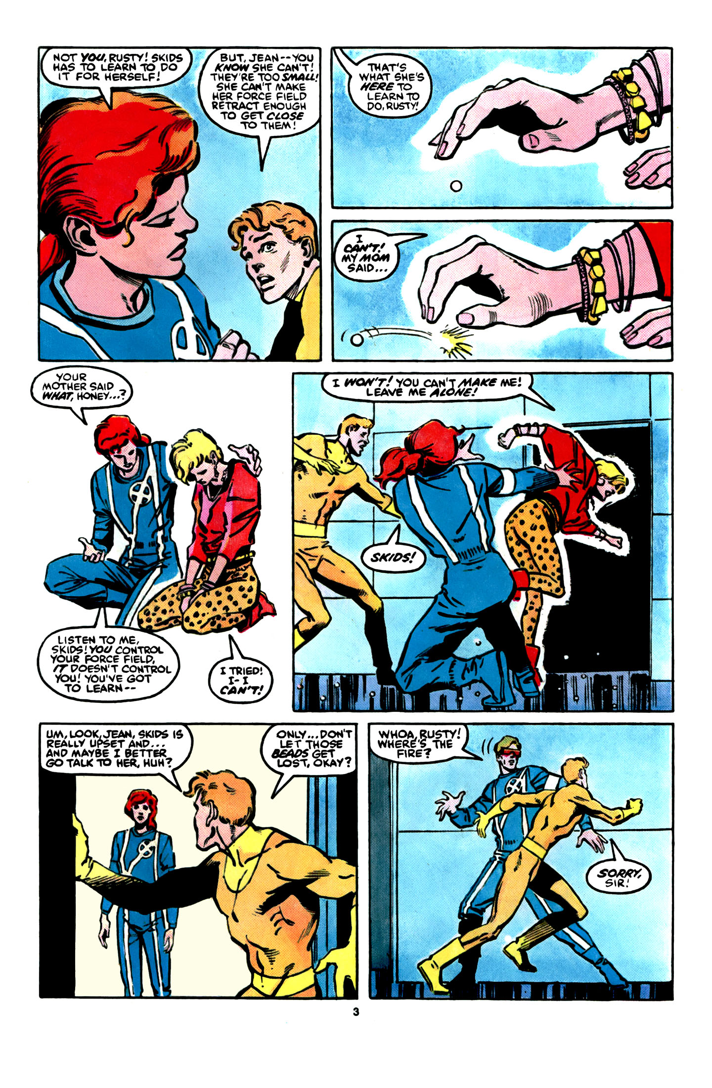 Read online X-Factor (1986) comic -  Issue #16 - 4