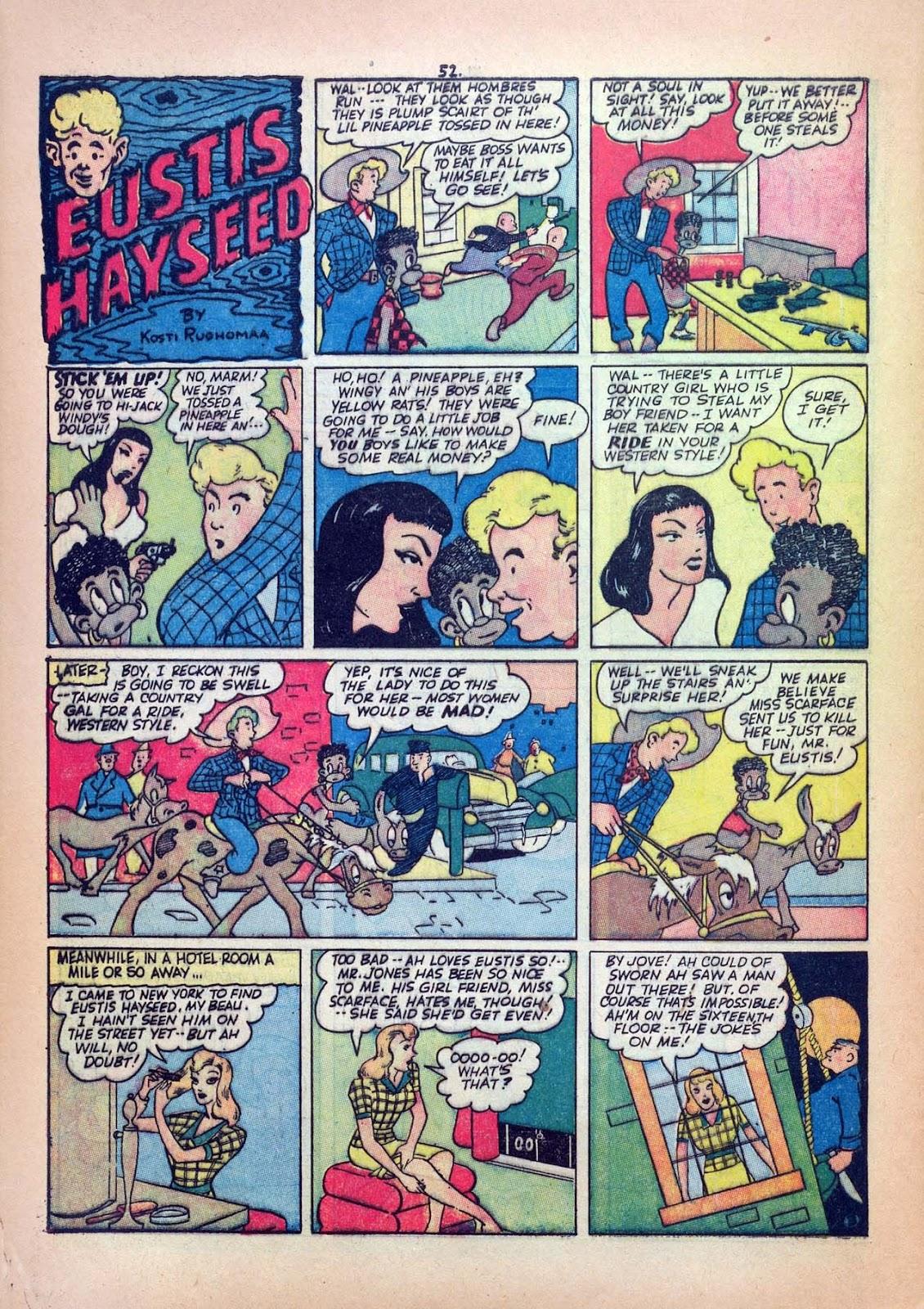 Read online Joker Comics comic -  Issue #2 - 54