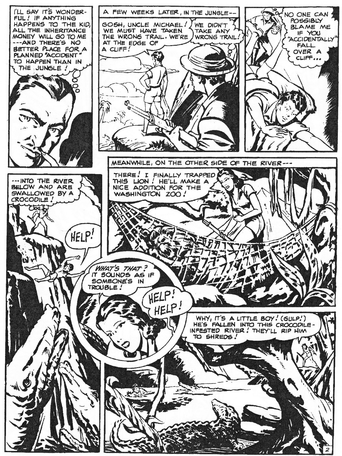 Read online Men of Mystery Comics comic -  Issue #81 - 220
