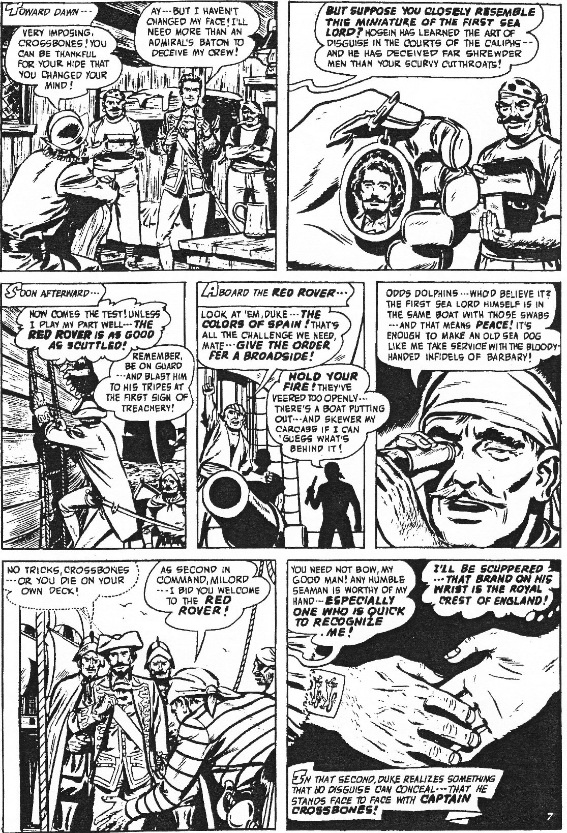 Read online Men of Mystery Comics comic -  Issue #84 - 120
