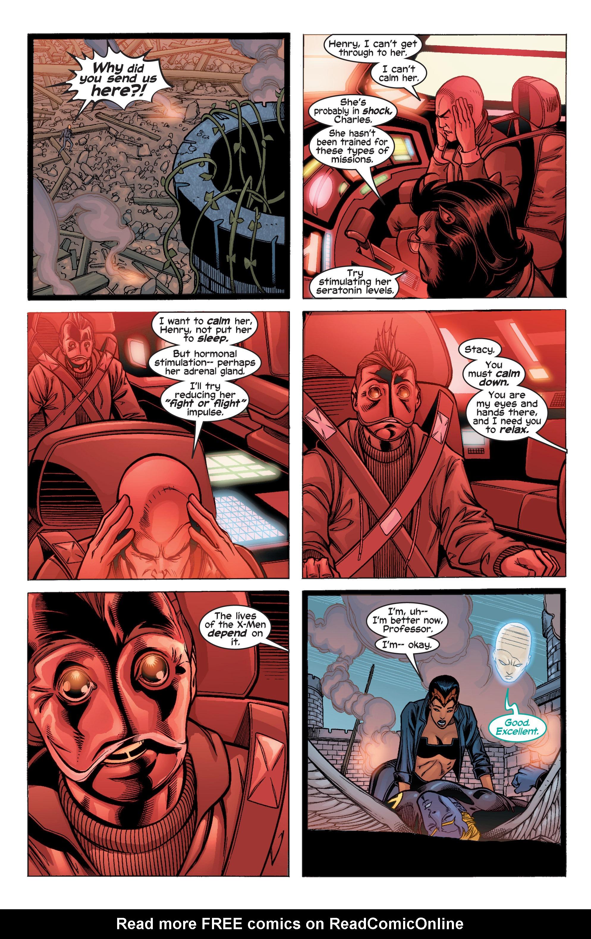 Read online Uncanny X-Men (1963) comic -  Issue #410 - 21