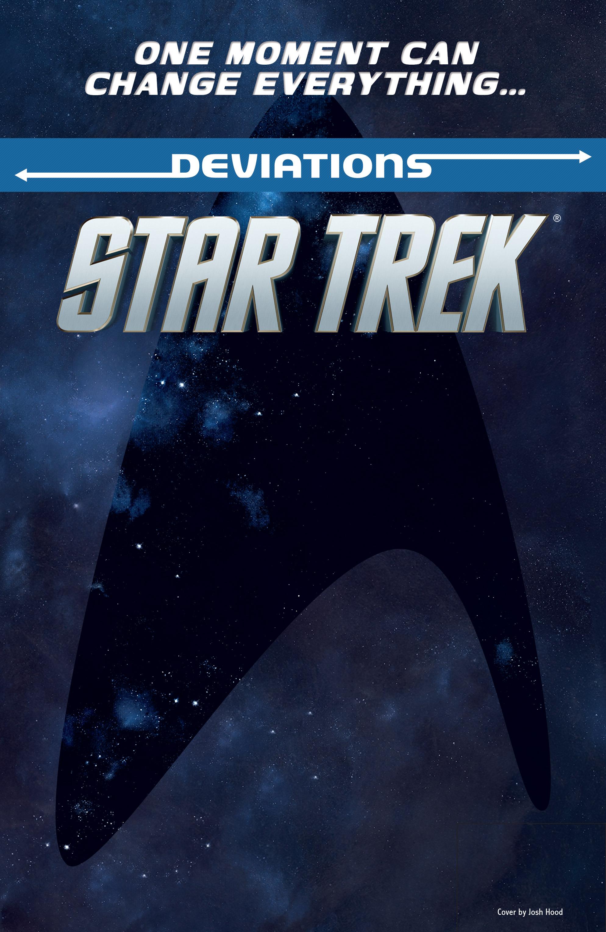 Read online Star Trek: Deviations comic -  Issue # Full - 41