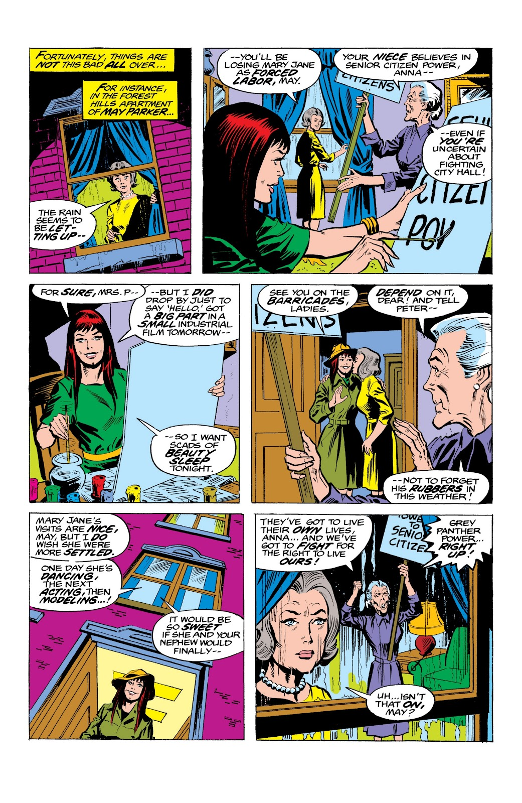 Read online Marvel Masterworks: The Spectacular Spider-Man comic -  Issue # TPB (Part 2) - 15