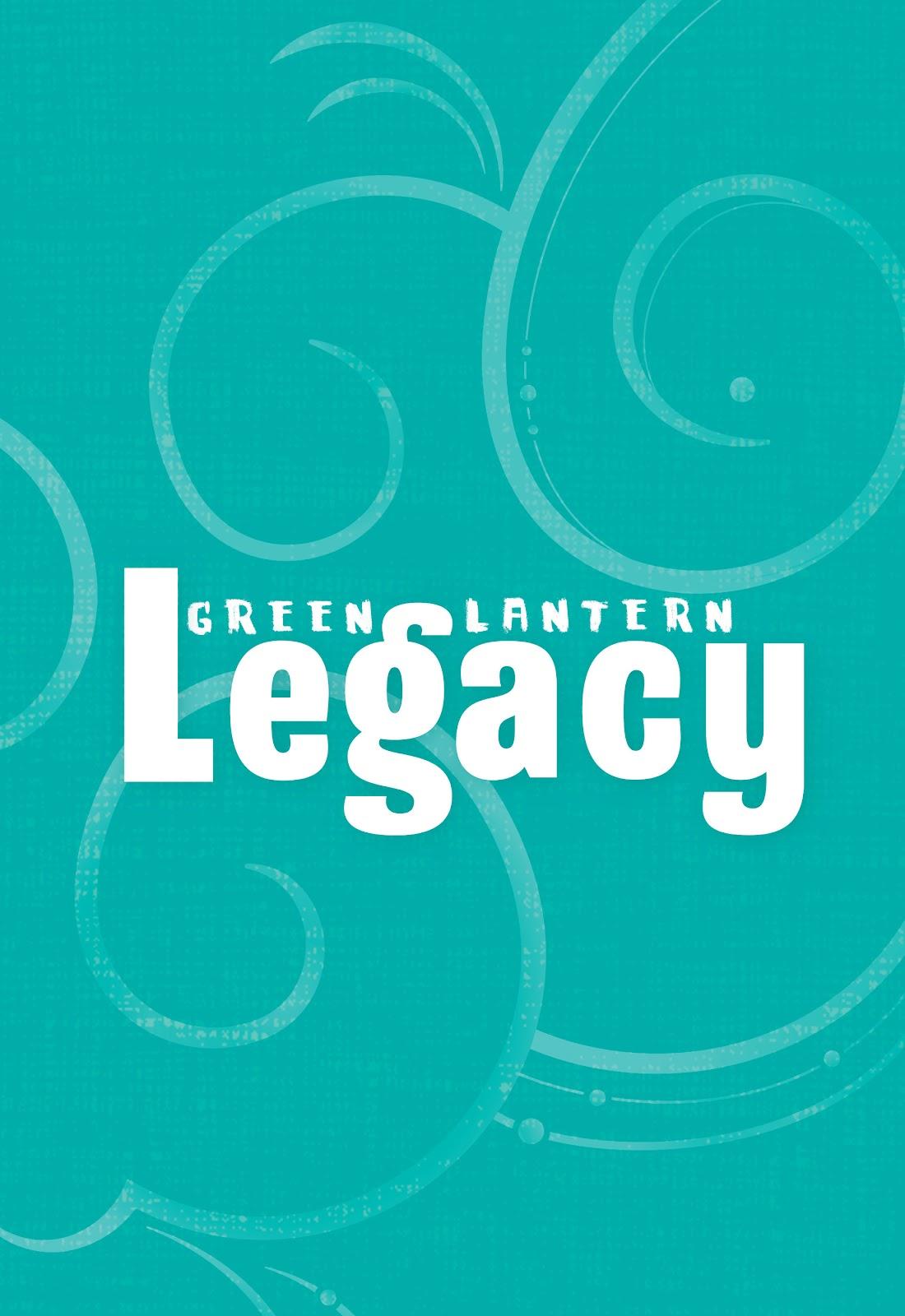 Read online Green Lantern: Legacy comic -  Issue # TPB - 2