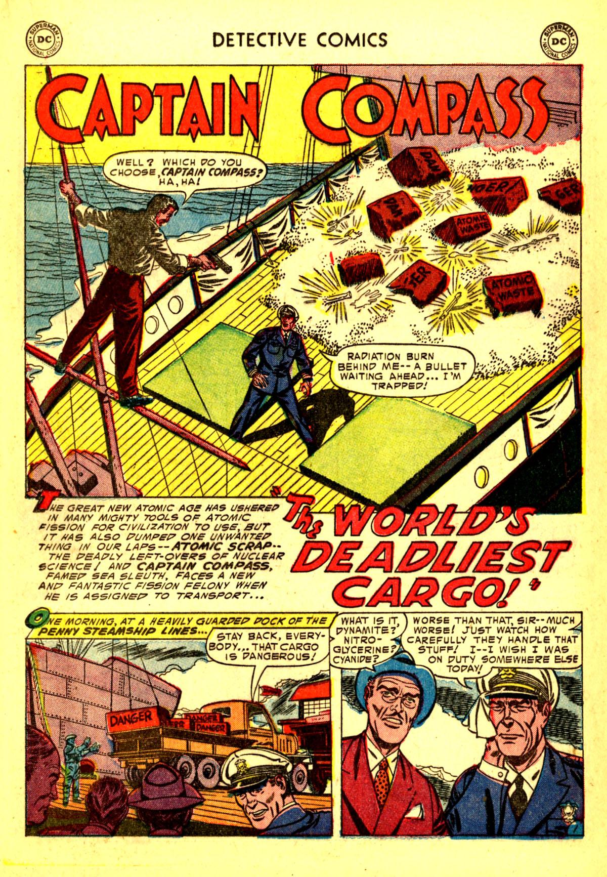 Read online Detective Comics (1937) comic -  Issue #211 - 25