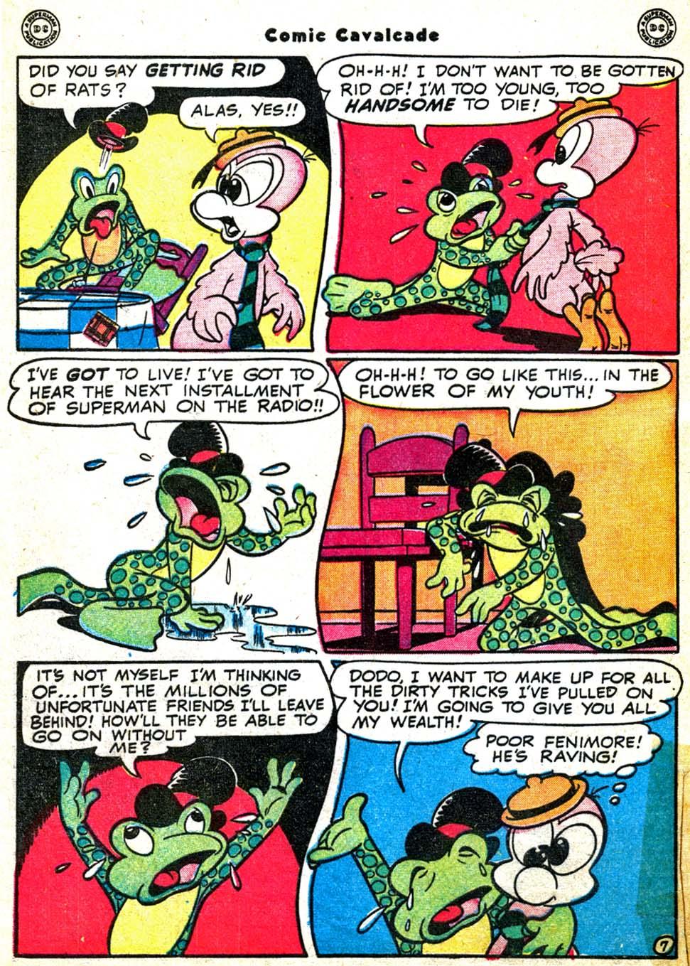 Comic Cavalcade issue 31 - Page 72