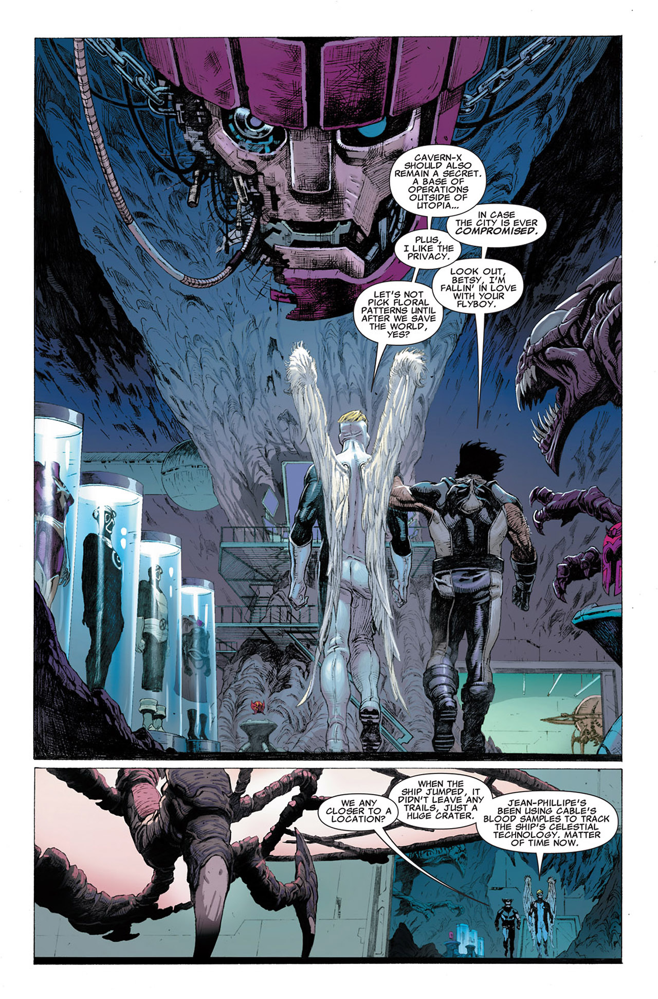 Read online Uncanny X-Force (2010) comic -  Issue #2 - 11