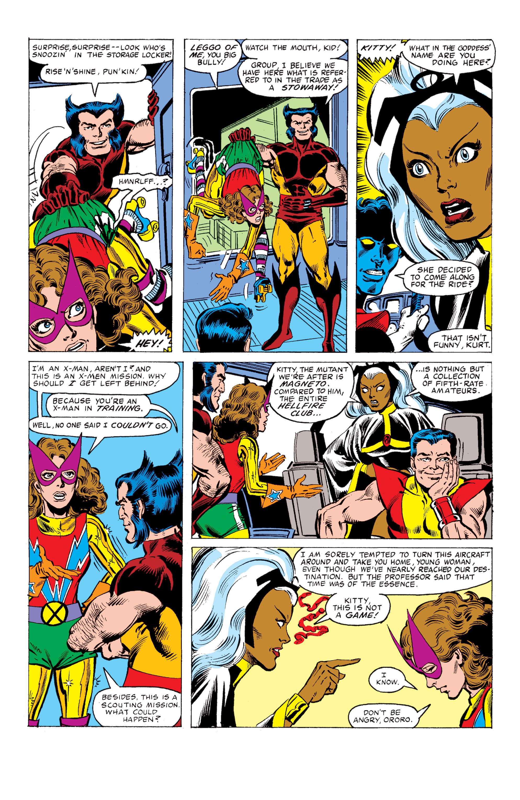 Read online Uncanny X-Men (1963) comic -  Issue #149 - 8