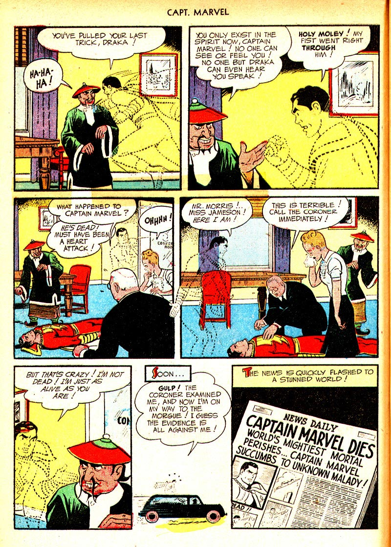 Captain Marvel Adventures issue 88 - Page 8