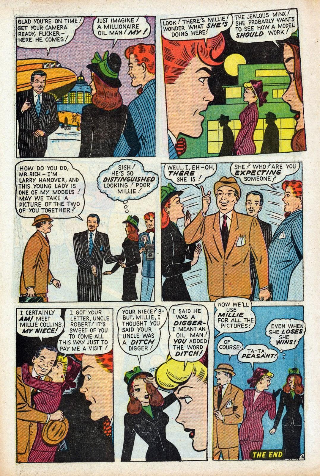 Read online Comedy Comics (1948) comic -  Issue #3 - 20