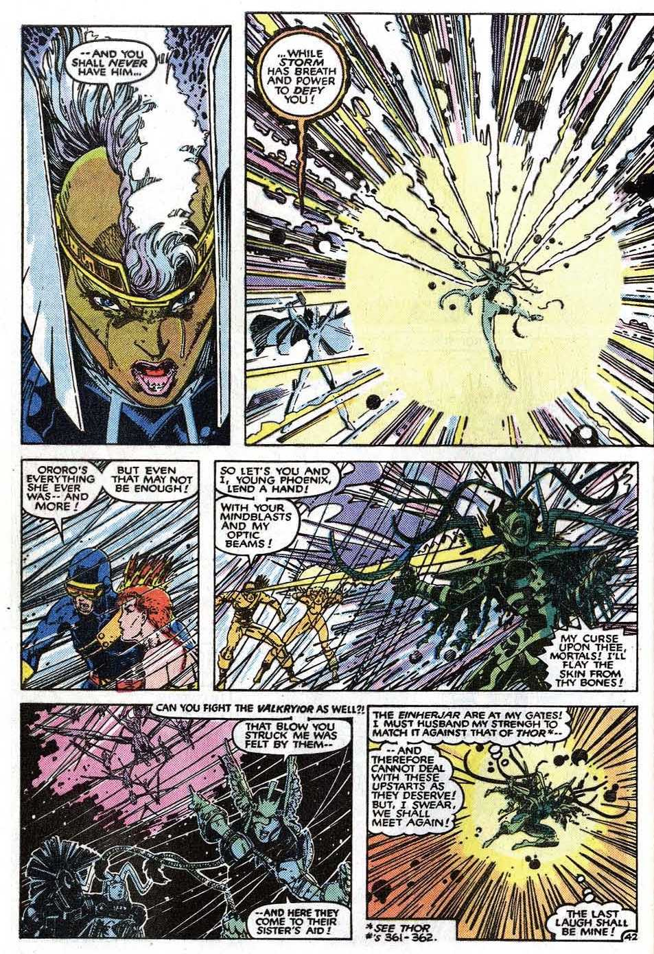 Read online Uncanny X-Men (1963) comic -  Issue # _Annual 9 - 44