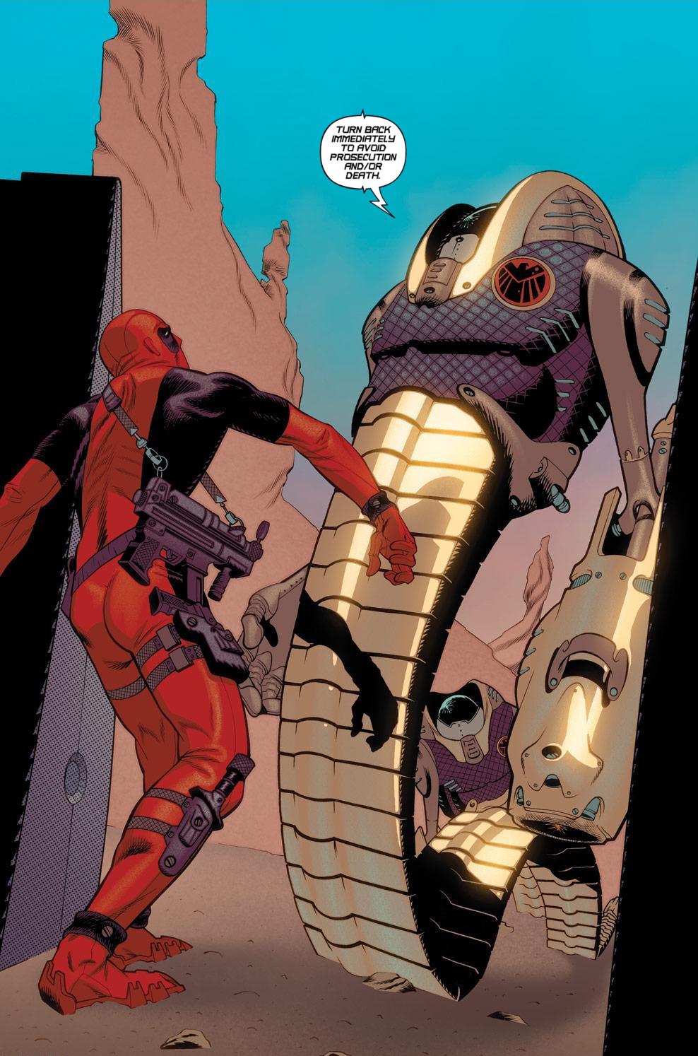 Read online Deadpool (2008) comic -  Issue #56 - 11