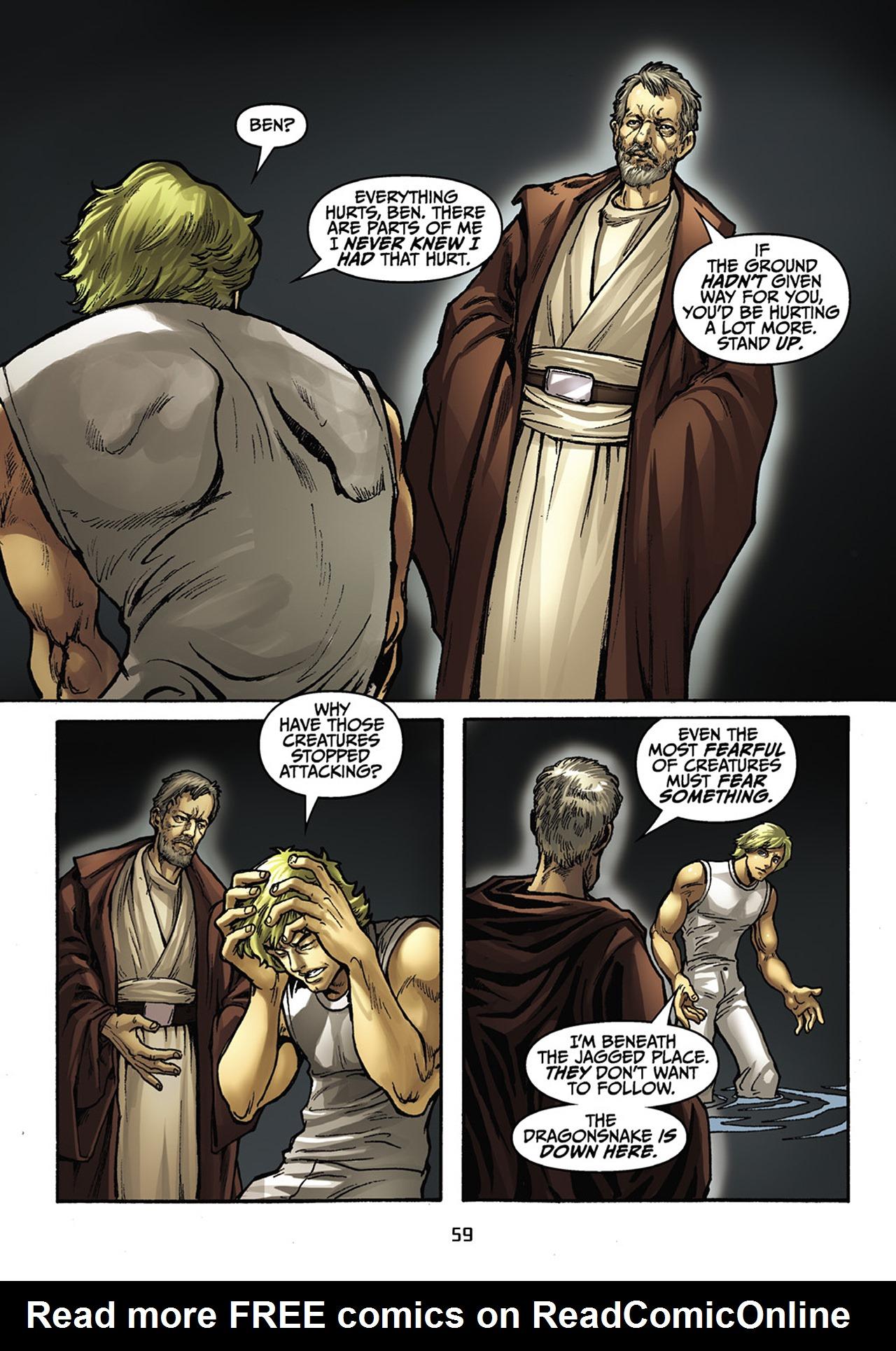 Read online Star Wars Omnibus comic -  Issue # Vol. 33 - 221