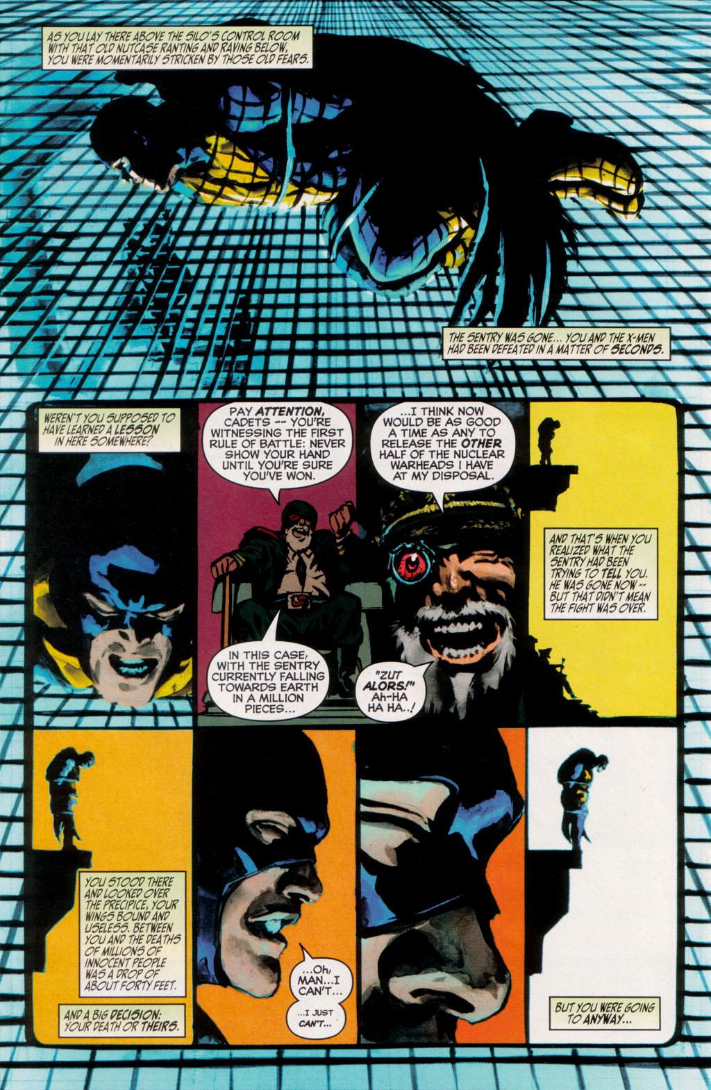 Read online Sentry/X-Men comic -  Issue # Full - 29