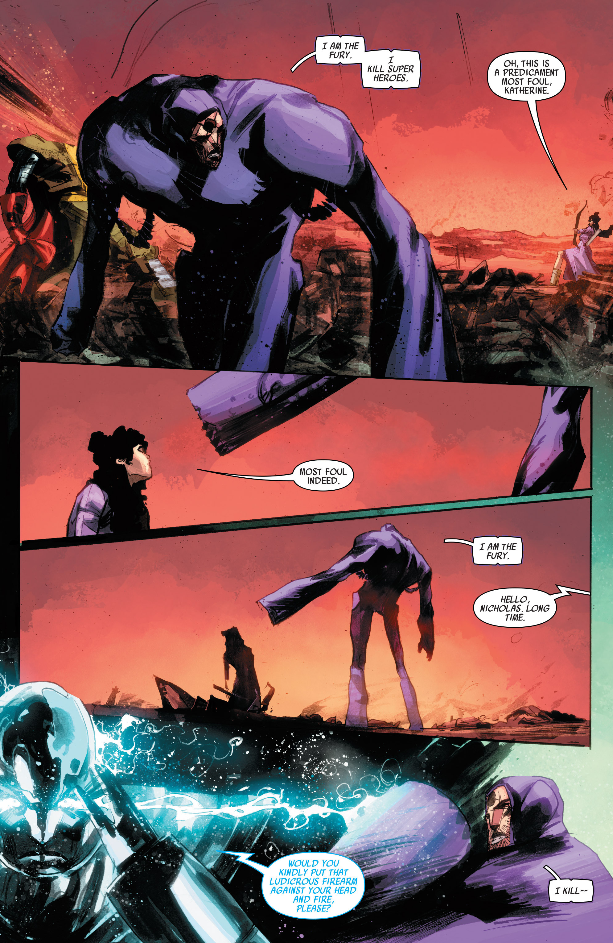 Read online Siege (2015) comic -  Issue #3 - 8