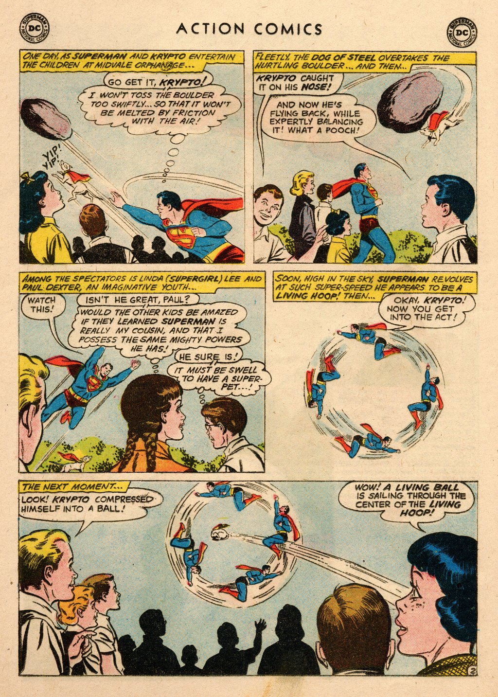 Read online Action Comics (1938) comic -  Issue #266 - 20