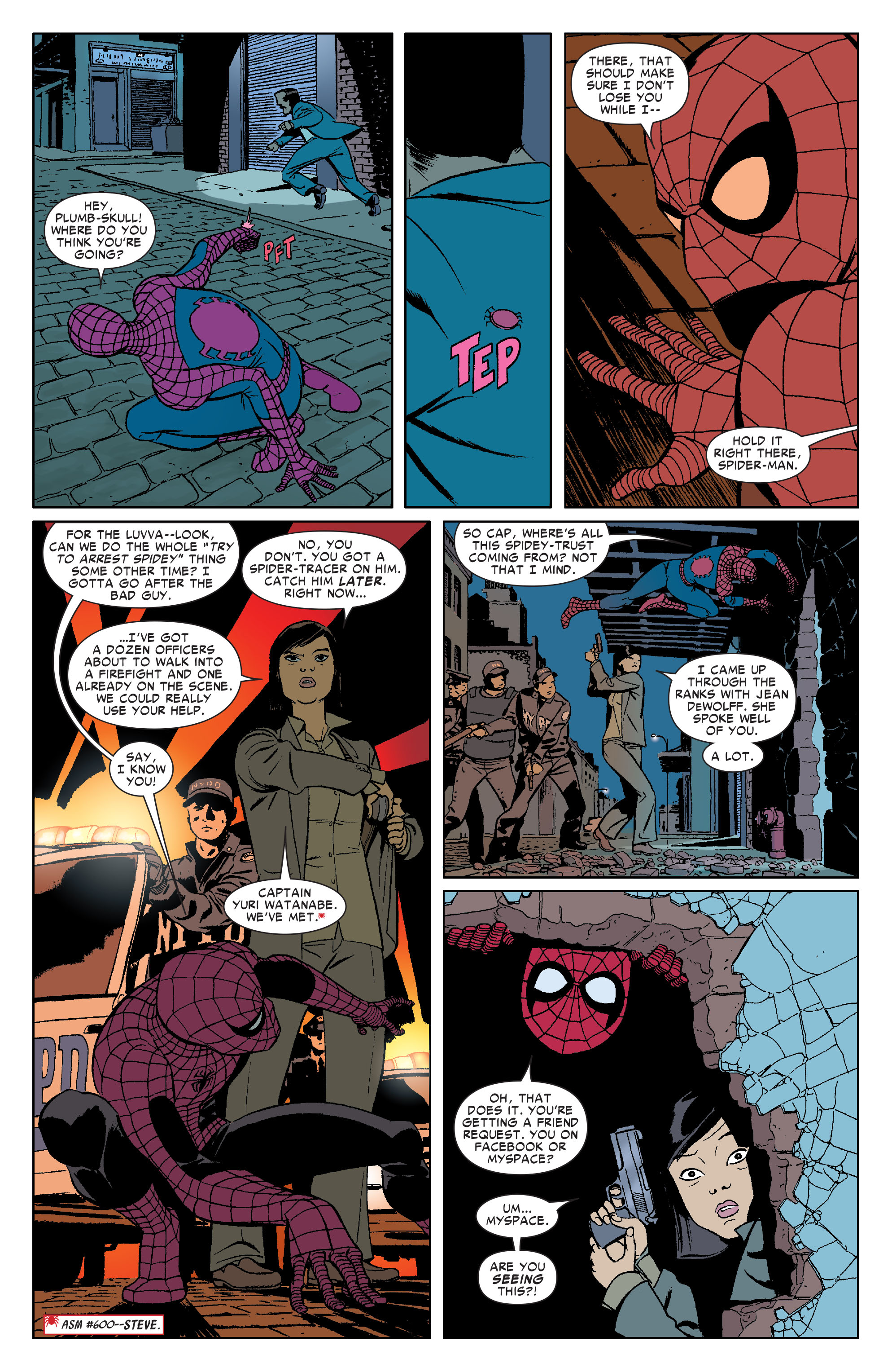 The Amazing Spider-Man (1963) 619 Page 6
