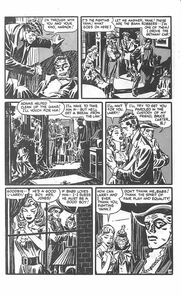 Read online Golden-Age Men of Mystery comic -  Issue #2 - 20