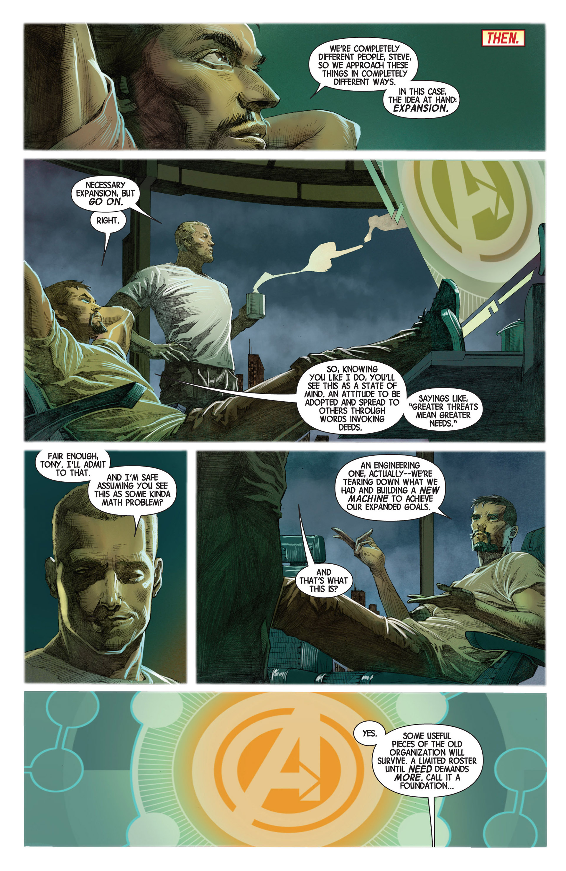 Read online Avengers (2013) comic -  Issue #2 - 10