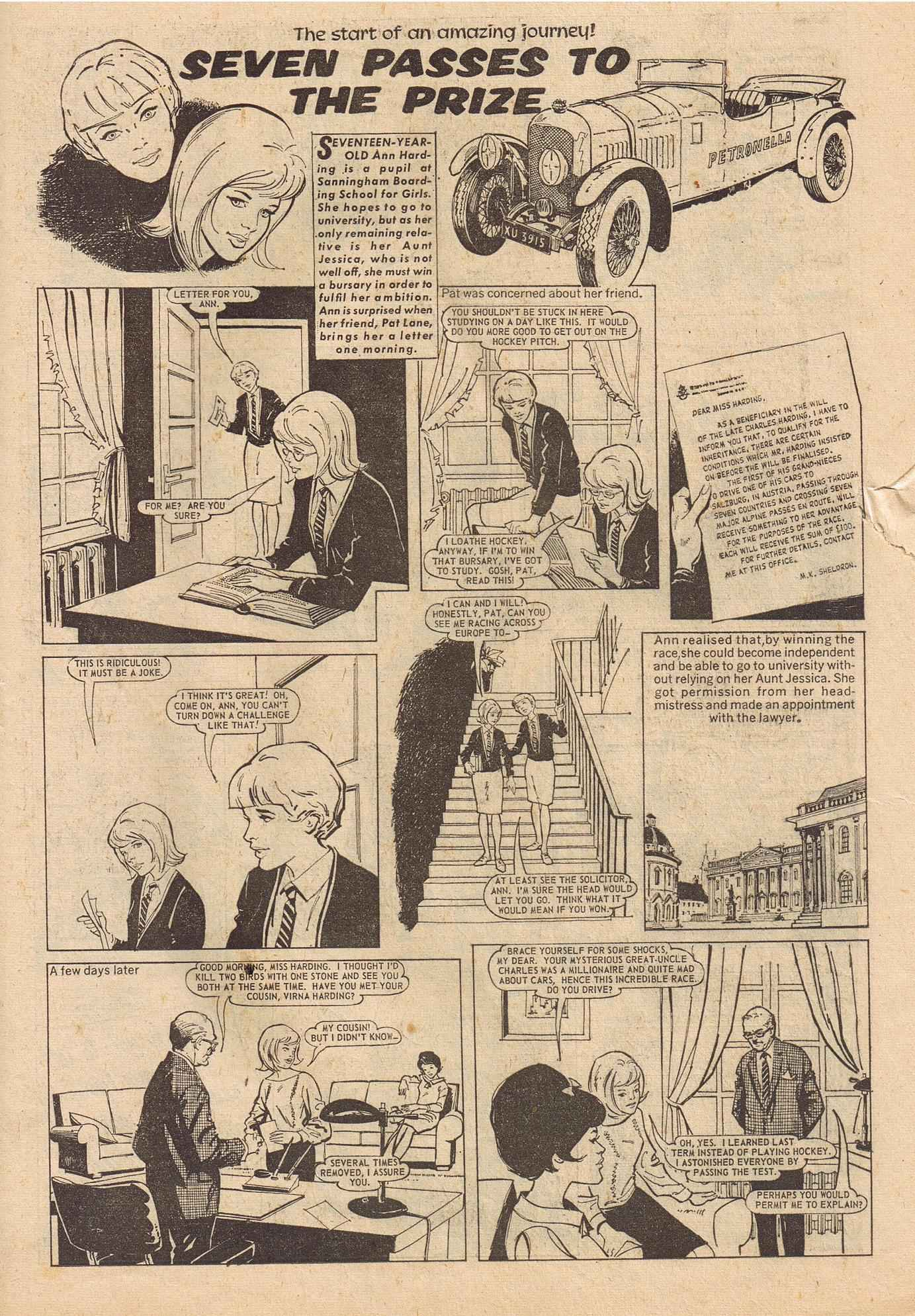 Read online Judy comic -  Issue #383 - 11