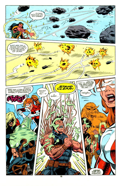 Read online Alpha Flight (1983) comic -  Issue #129 - 12