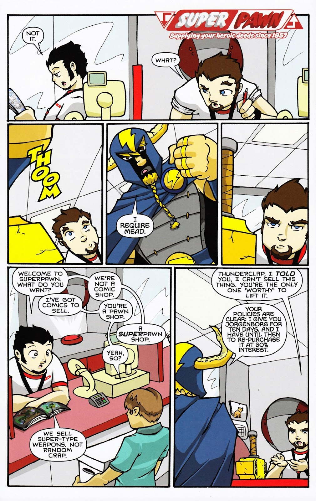 Read online Critter (2012) comic -  Issue #8 - 26