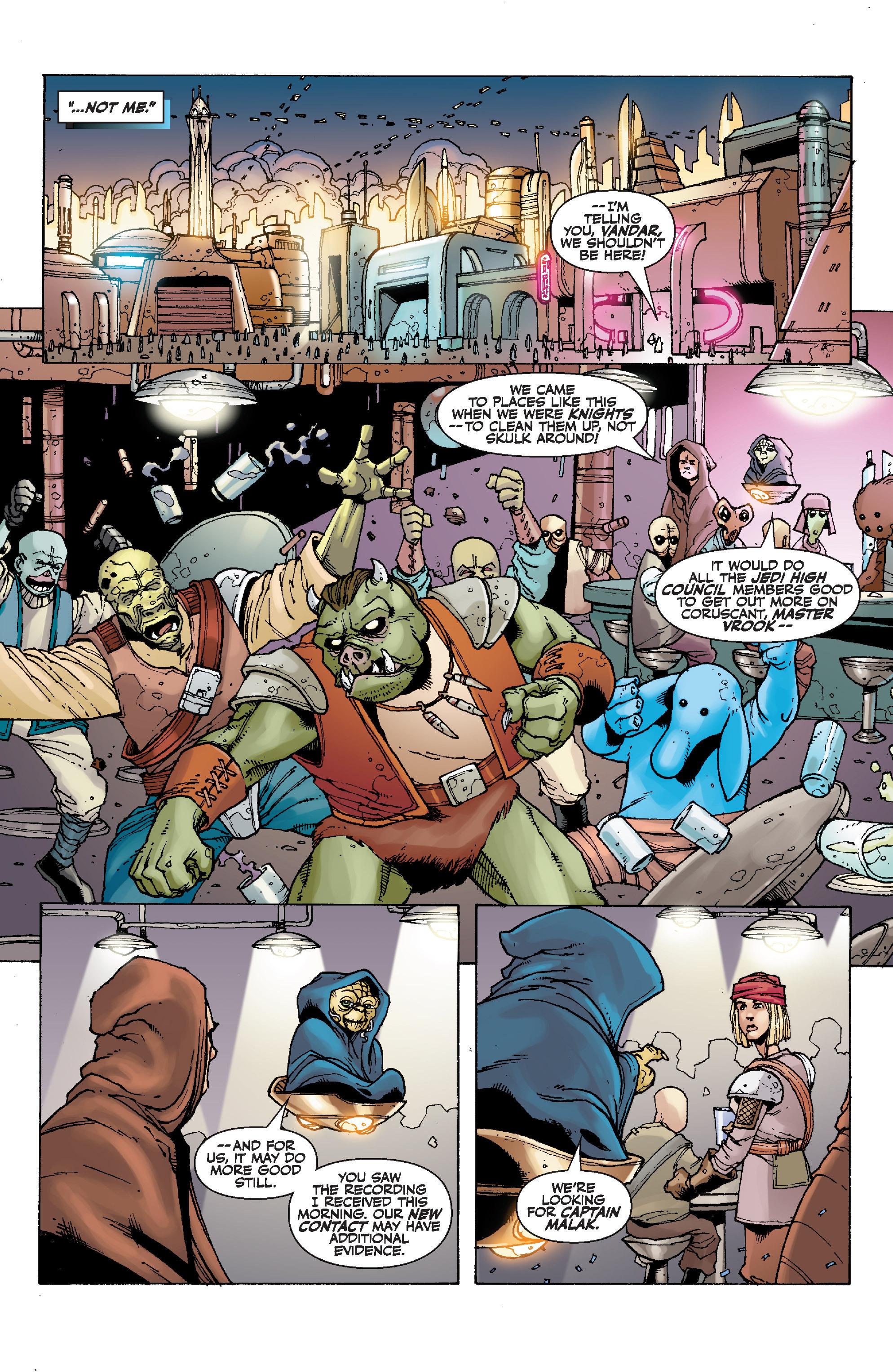 Read online Star Wars Omnibus comic -  Issue # Vol. 32 - 282