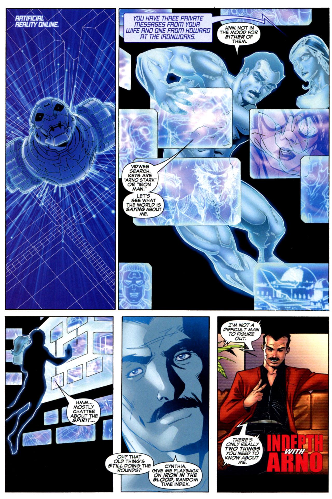 Read online Astonishing Tales (2009) comic -  Issue #1 - 14