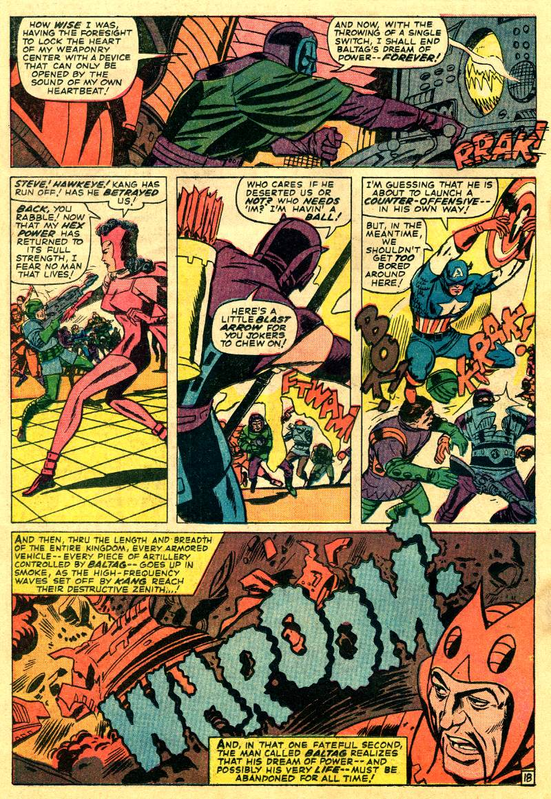 The Avengers (1963) 24 Page 18