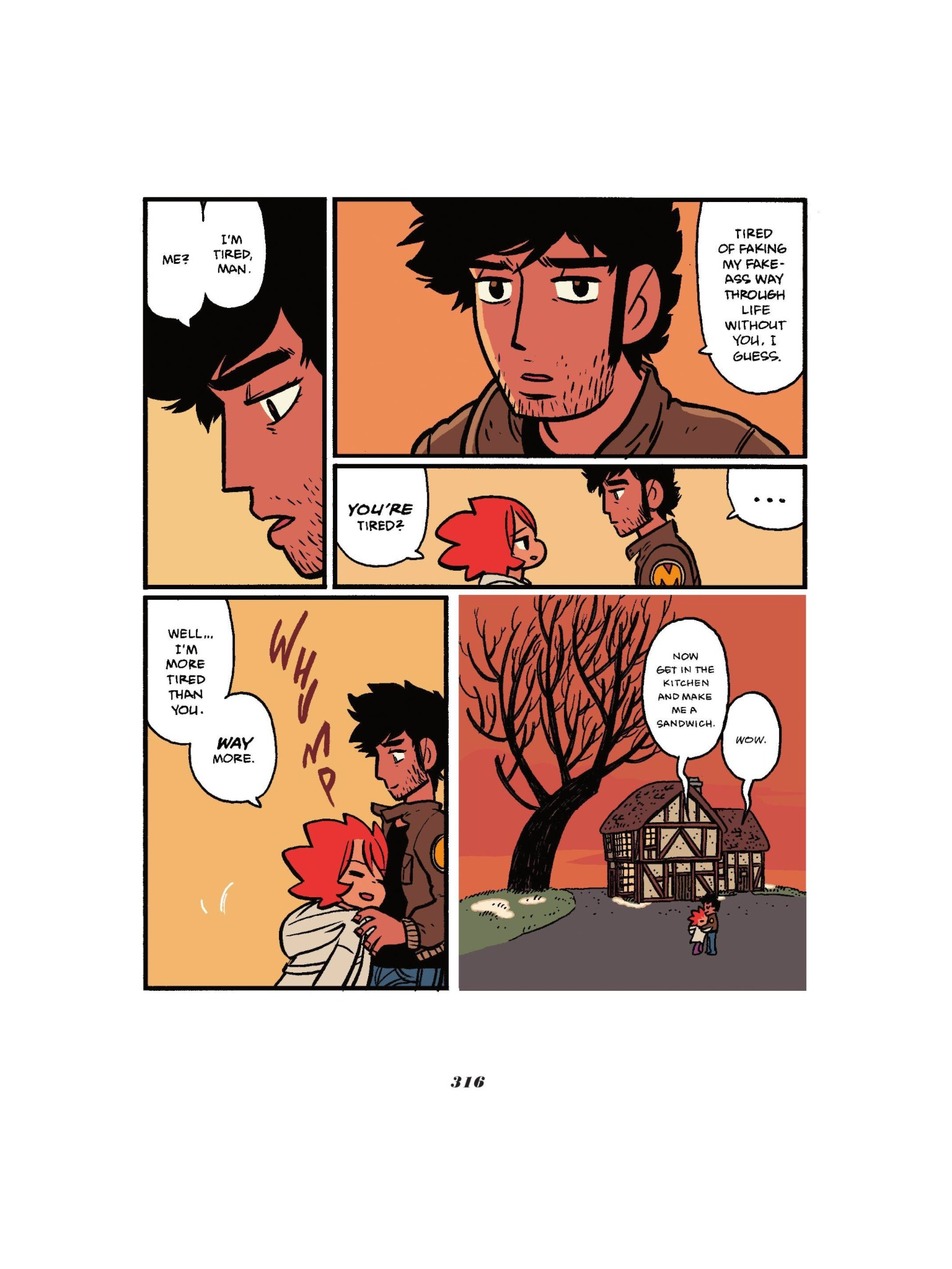 Read online Seconds comic -  Issue # Full - 316