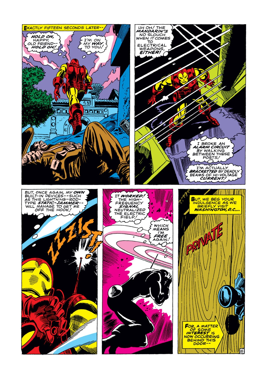 Tales of Suspense (1959) issue 85 - Page 12