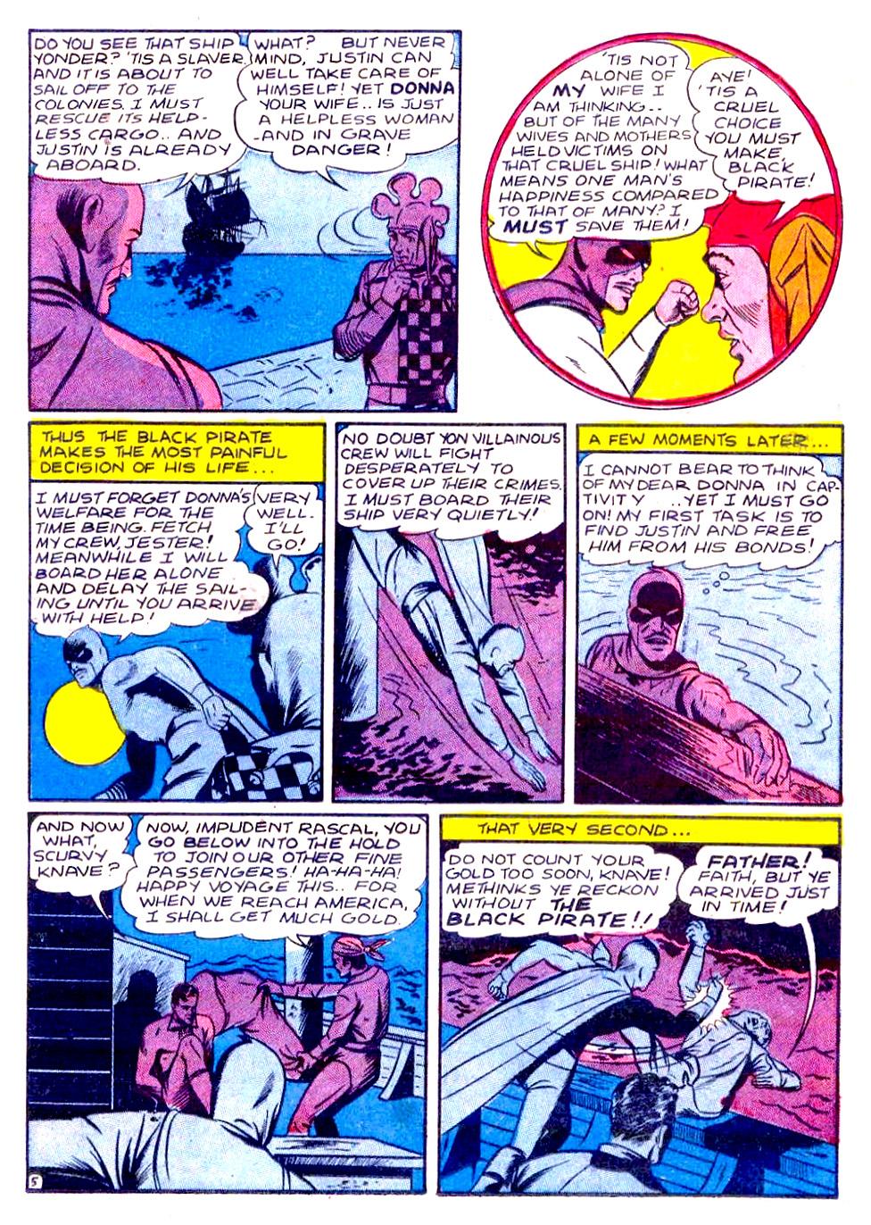 Read online Sensation (Mystery) Comics comic -  Issue #29 - 21