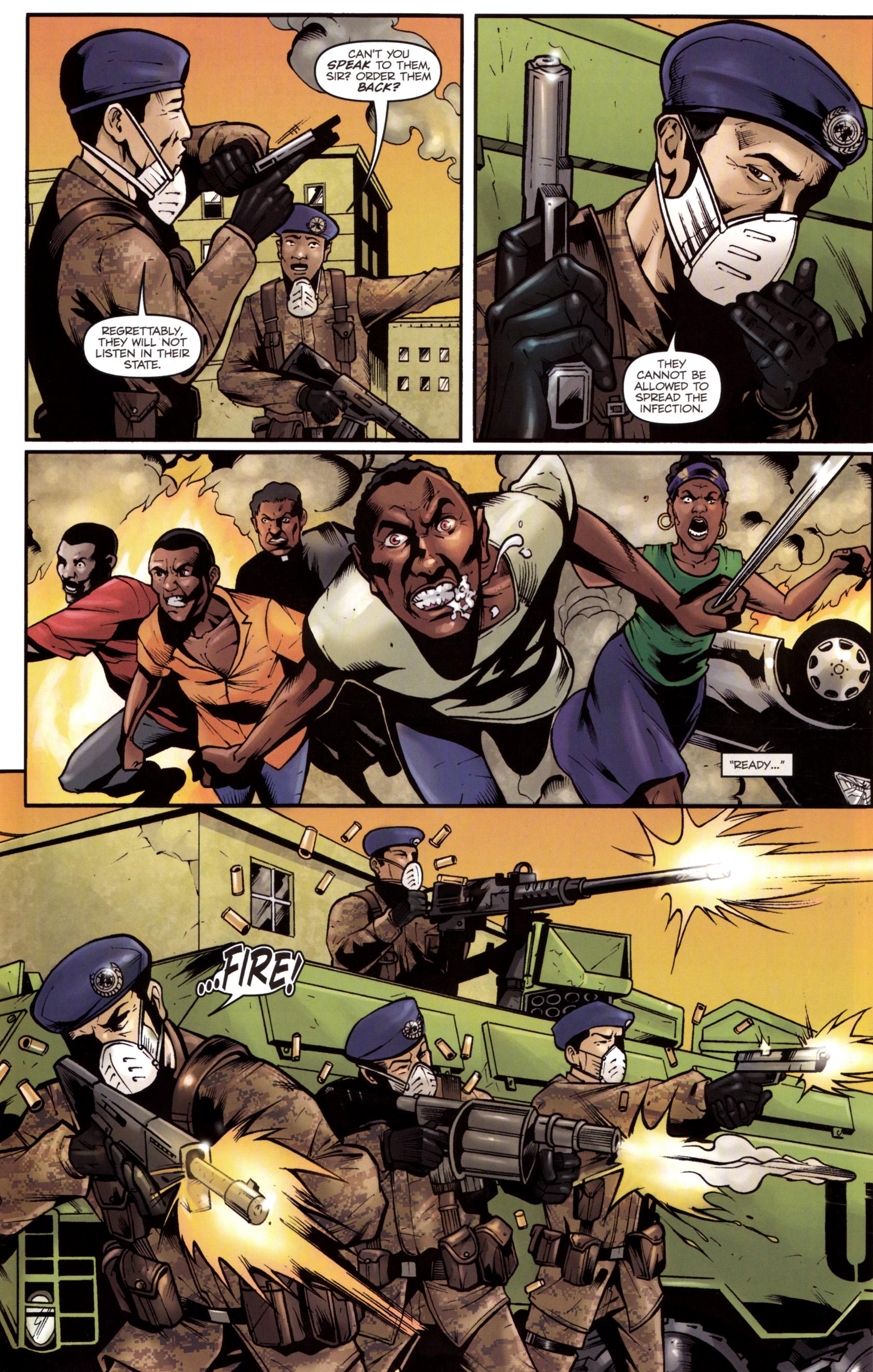 Read online G.I. Joe: Snake Eyes comic -  Issue #5 - 10
