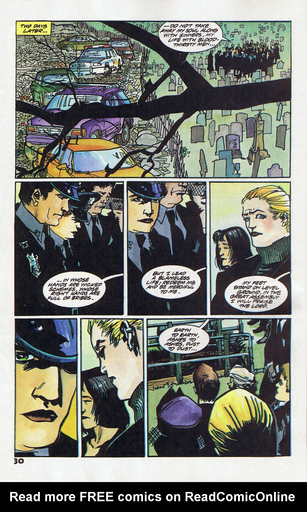 Read online Shadow Cabinet comic -  Issue #11 - 22