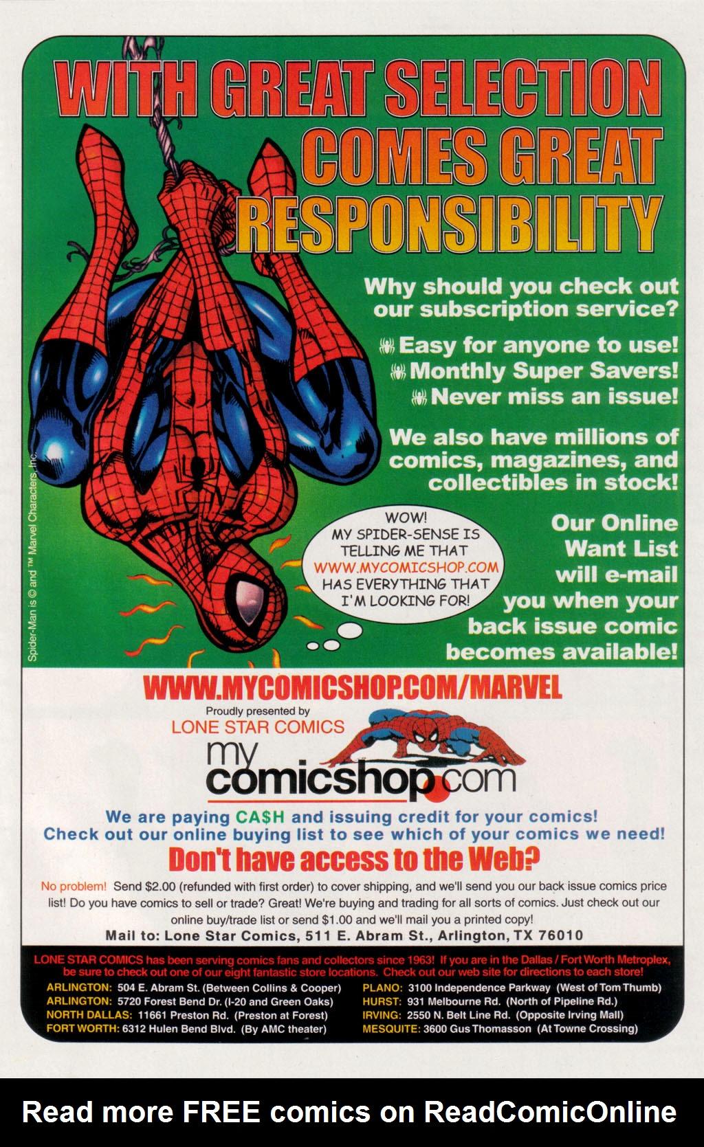 Read online Sentry/X-Men comic -  Issue # Full - 28