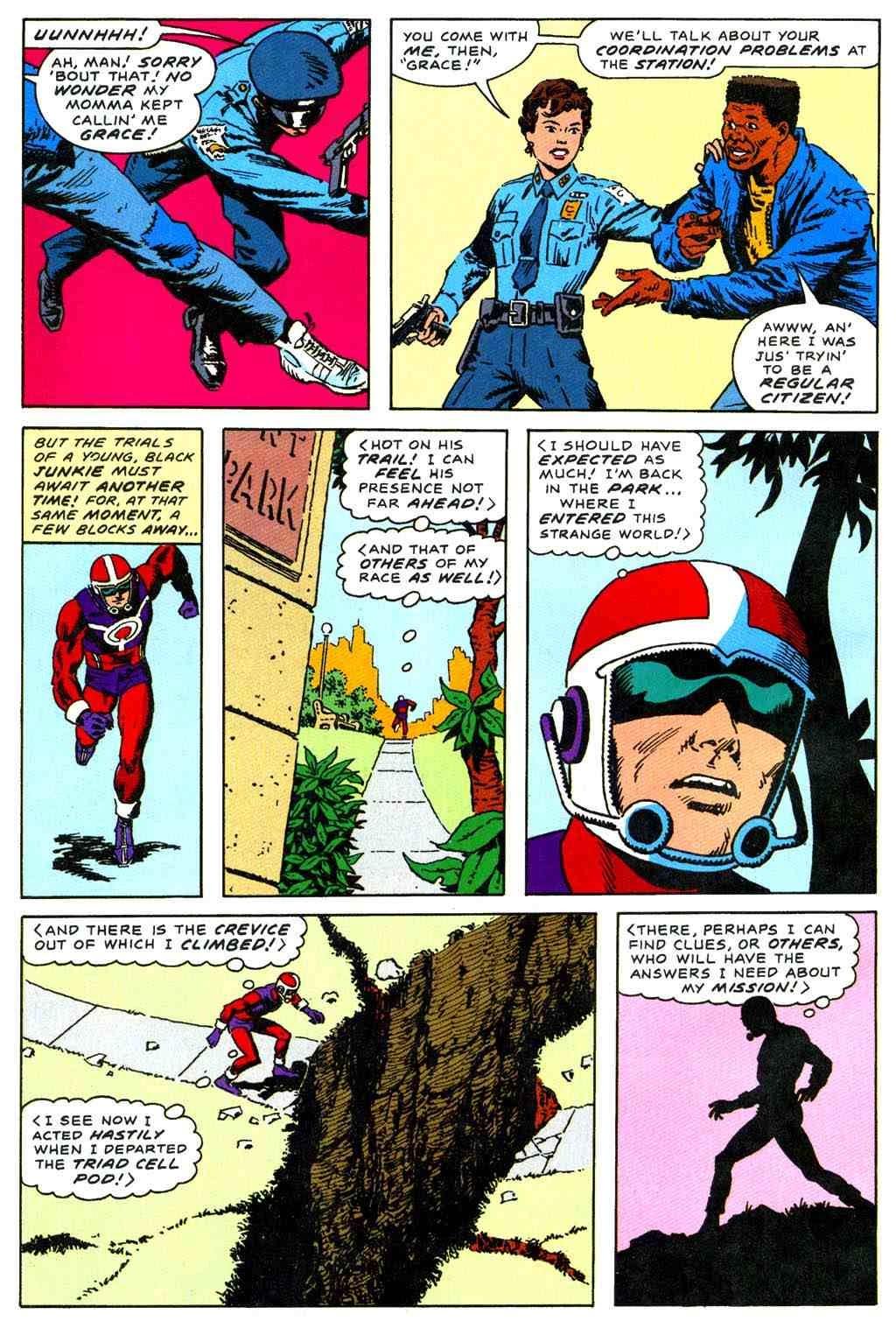 Read online Bombast comic -  Issue # Full - 26