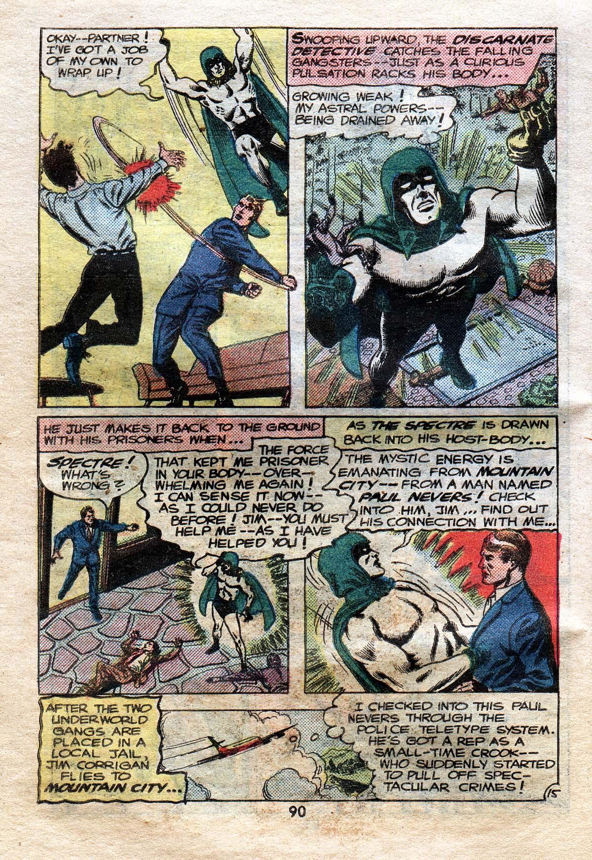 Read online Adventure Comics (1938) comic -  Issue #491 - 89