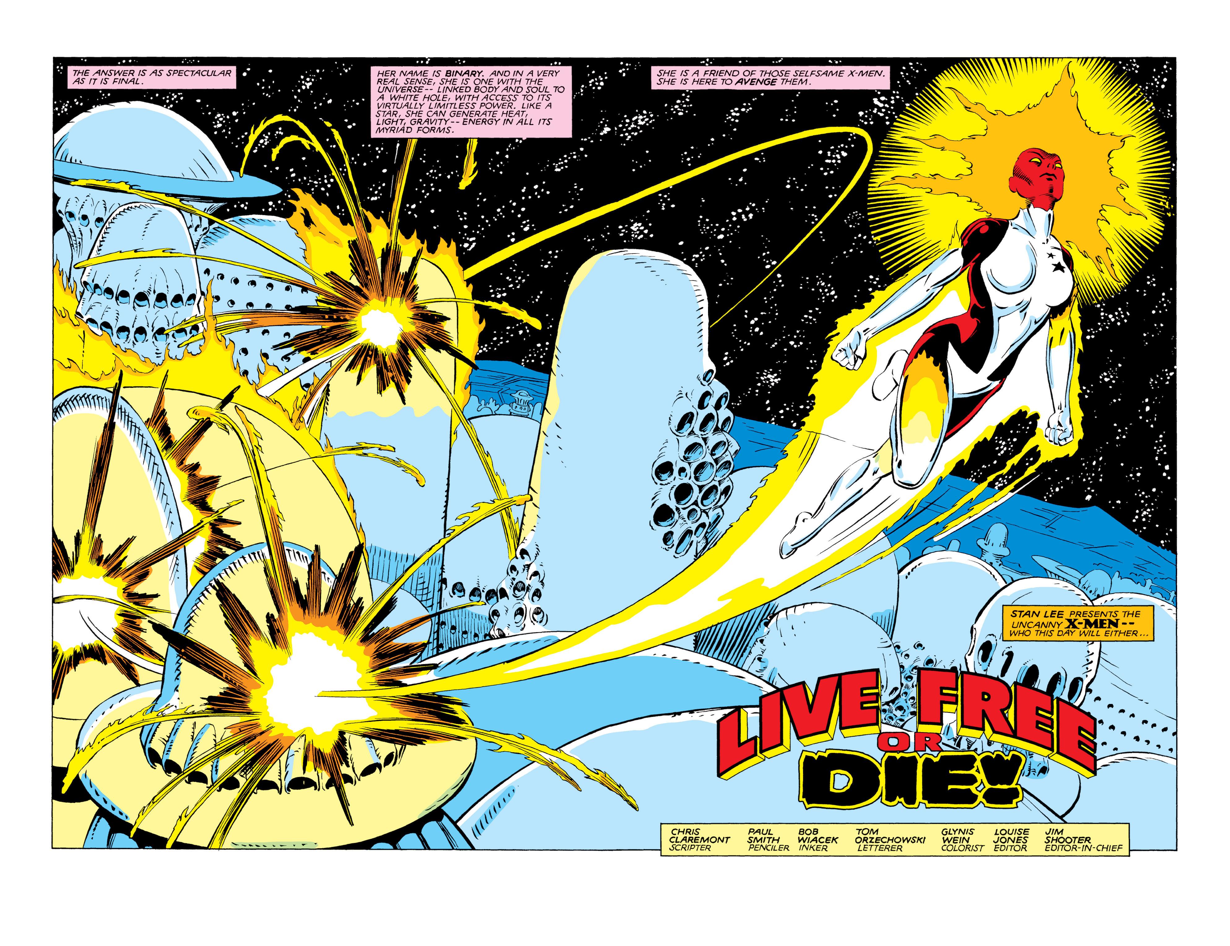 Read online Uncanny X-Men (1963) comic -  Issue #166 - 3
