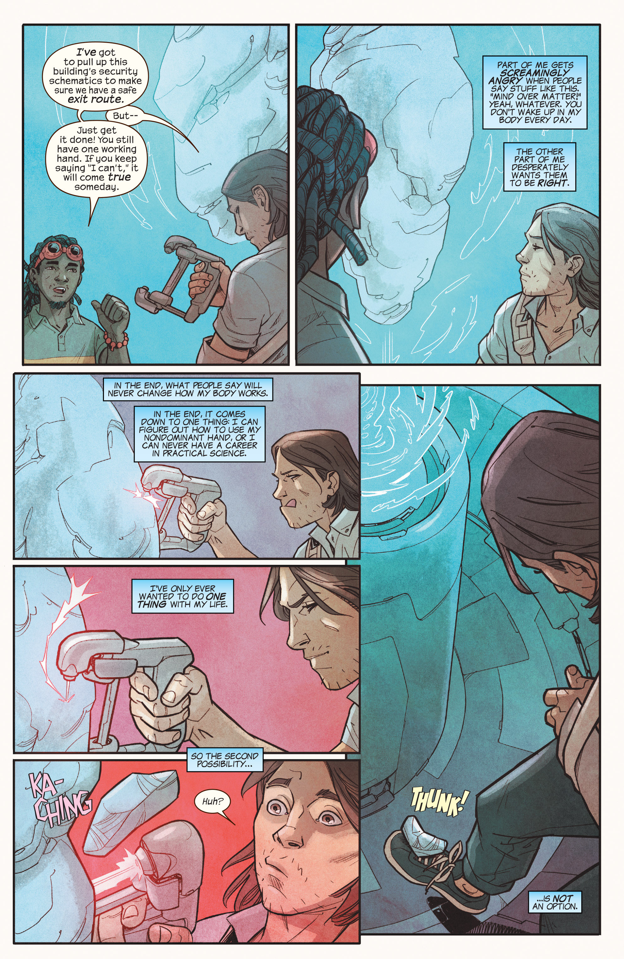 Read online Ms. Marvel (2016) comic -  Issue #18 - 14