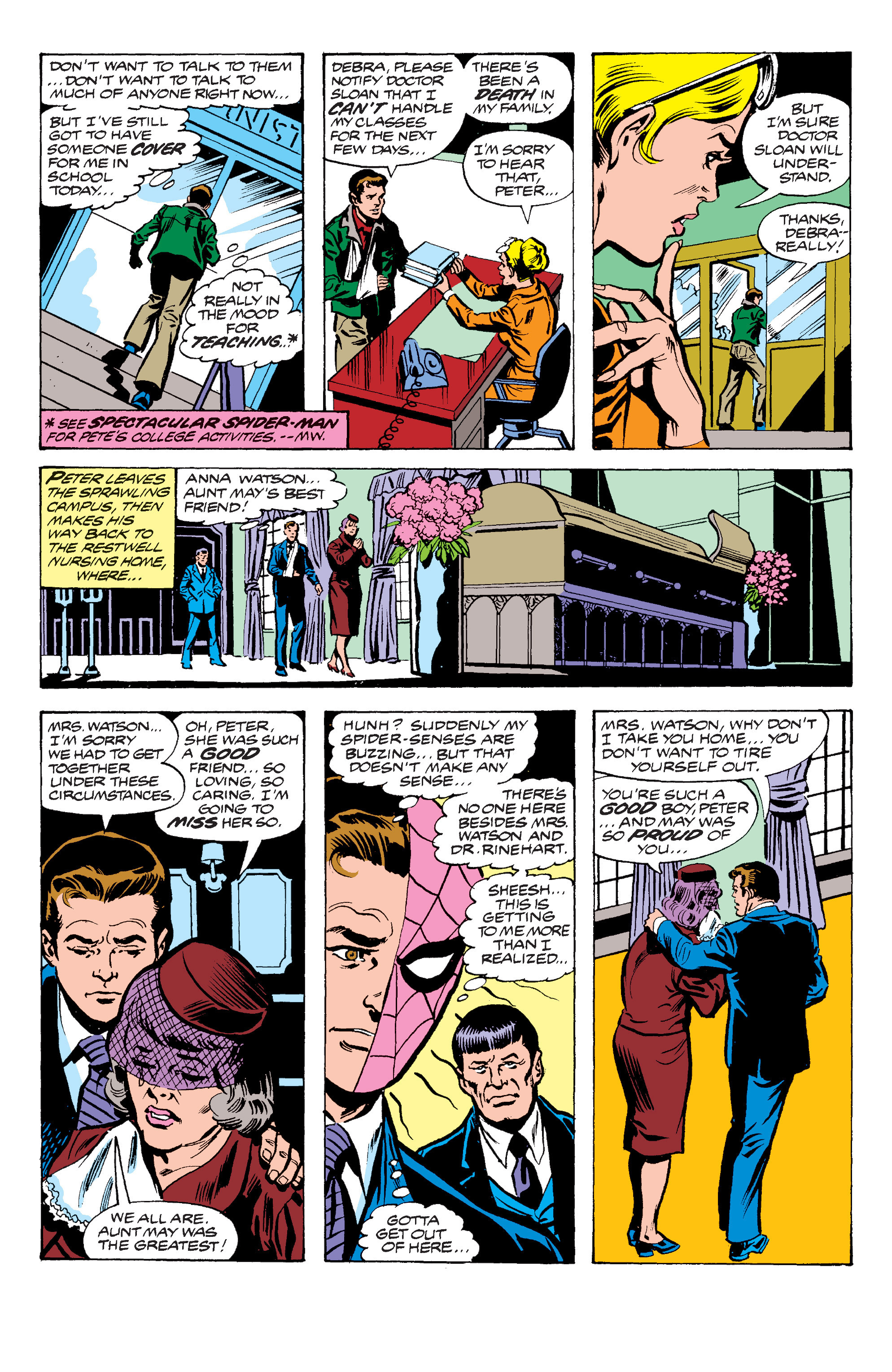 The Amazing Spider-Man (1963) 196 Page 10