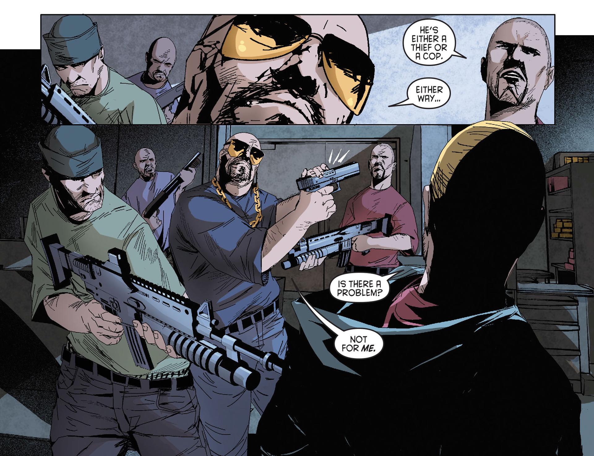 Read online Arrow [II] comic -  Issue #27 - 16