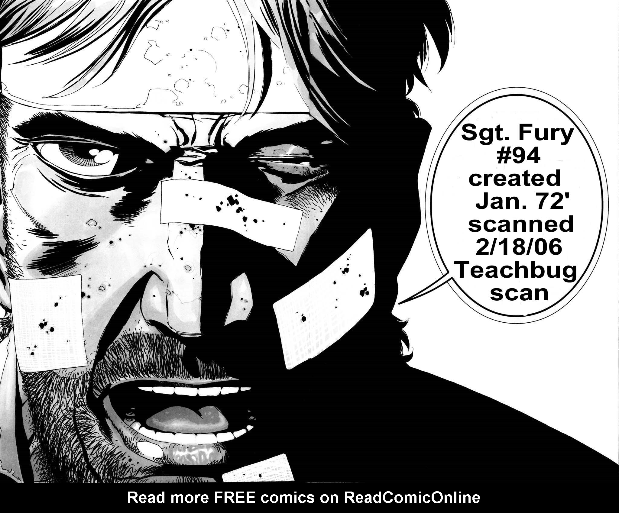 Read online Sgt. Fury comic -  Issue #94 - 37