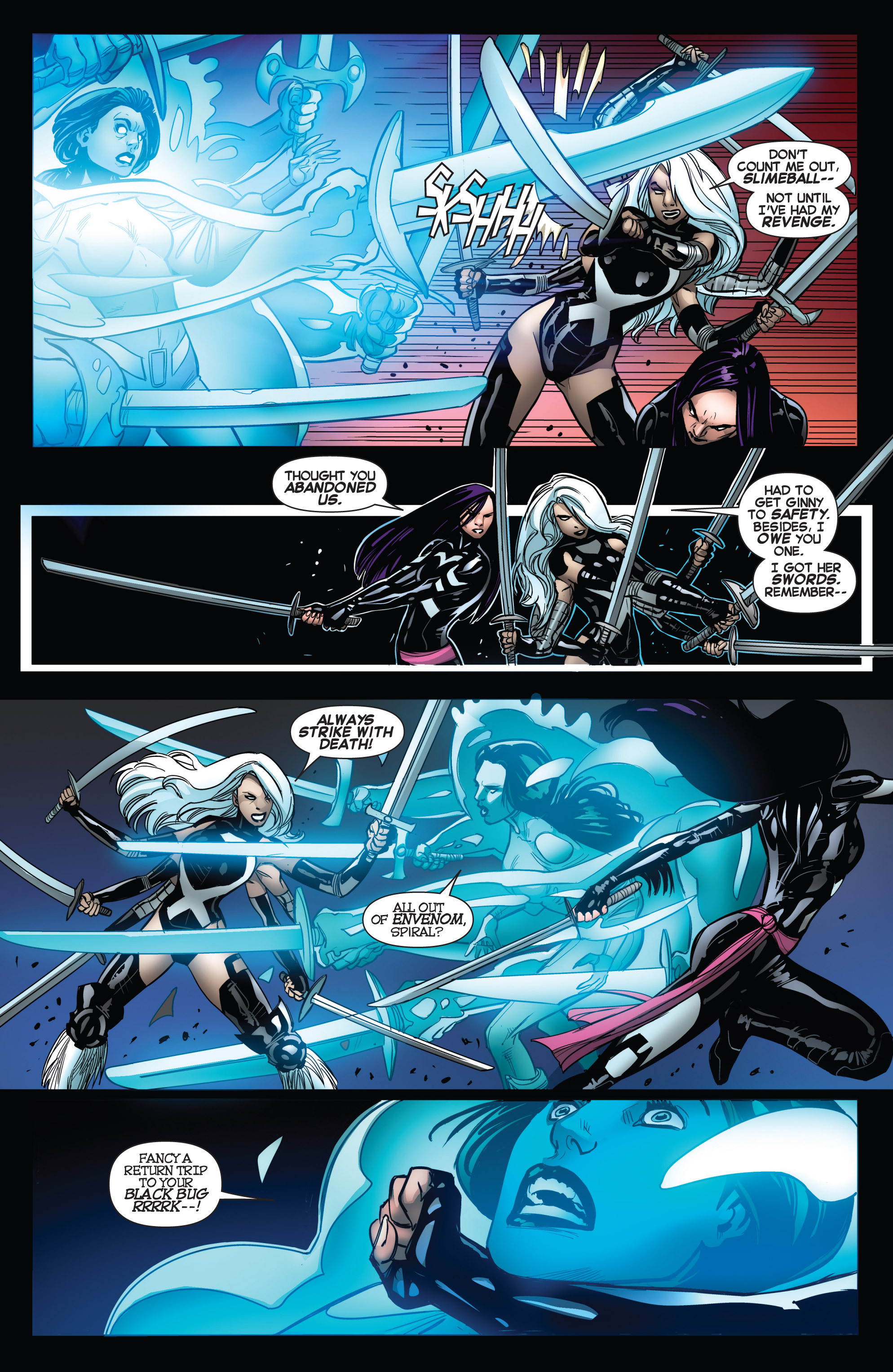Read online Uncanny X-Force (2013) comic -  Issue #15 - 17
